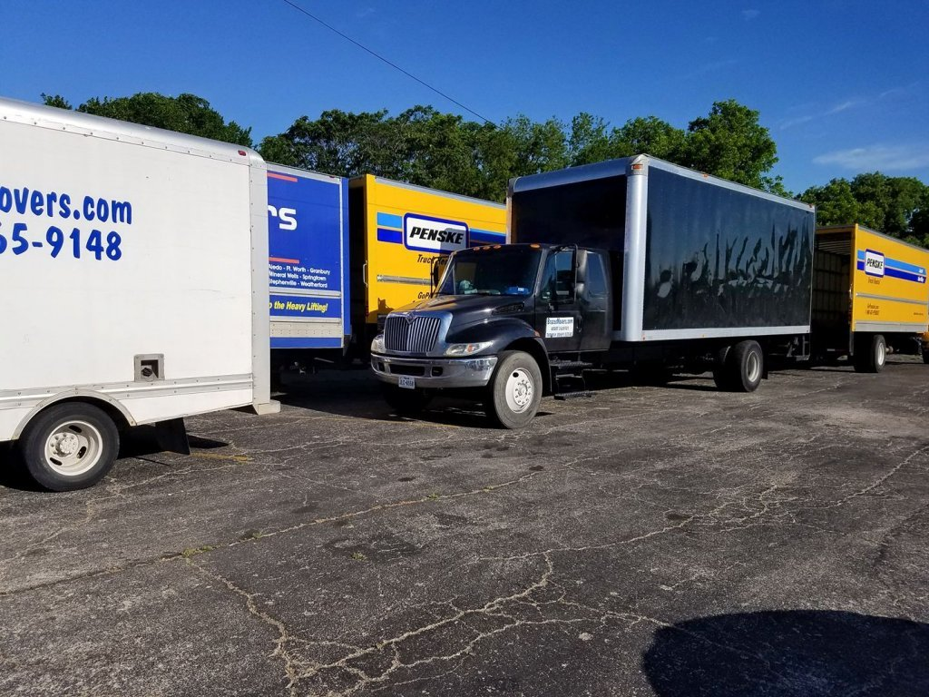 Sanger, TX movers