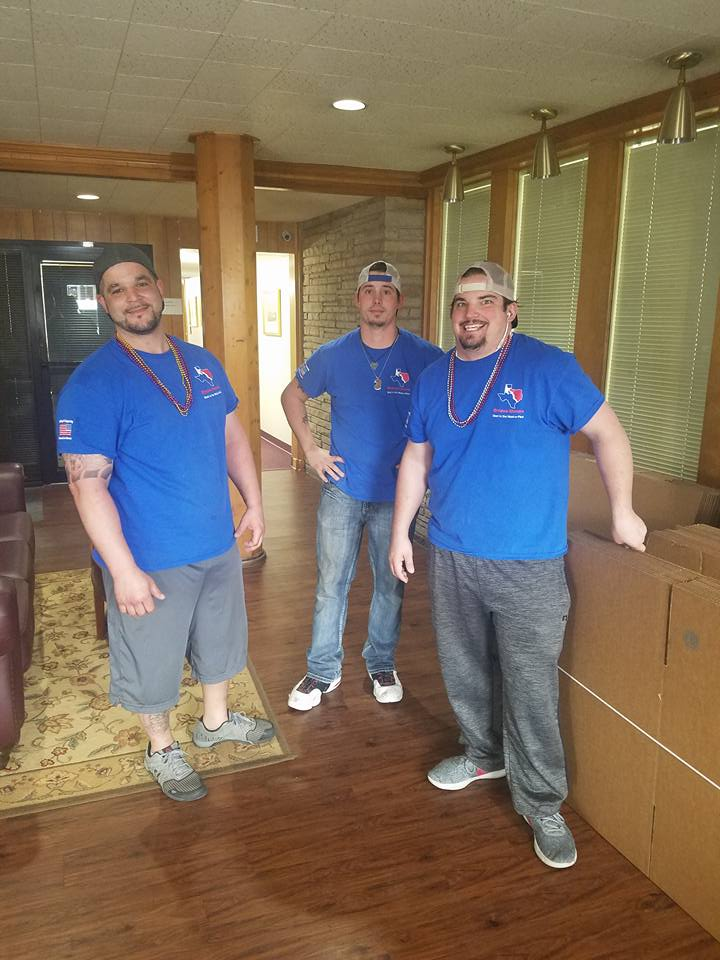 Sanger movers